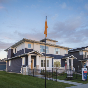 Duplex Homes at Chelsea Chestermere