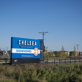 The Middle of Everywhere at Chelsea Chestermere