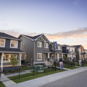 Laned Homes at Chelsea Chestermere